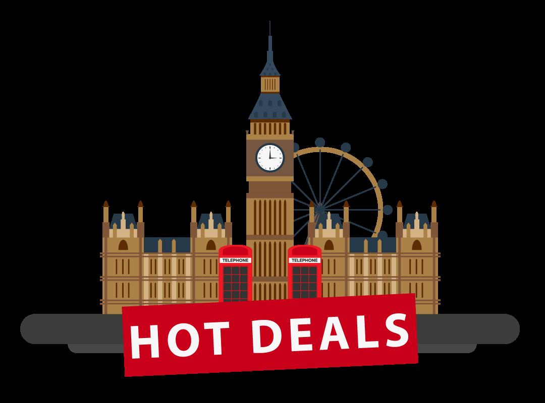 UK Hot Deals